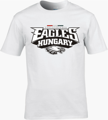 Philadelphia Eagles Hungary, fehér