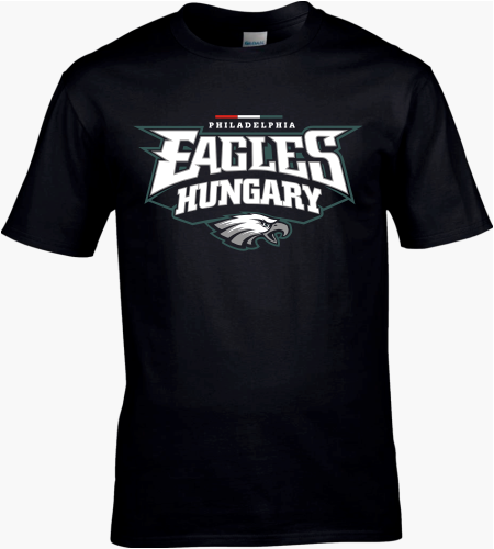 Philadelphia Eagles Hungary, fekete
